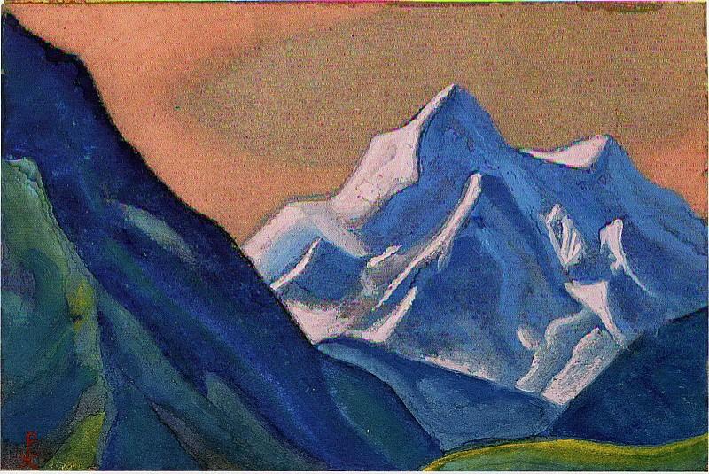 Tibet. Roerich N.K. (Part 6)