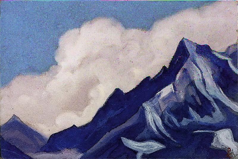 Гималаи #104. Рерих Н.К. (Часть 6)