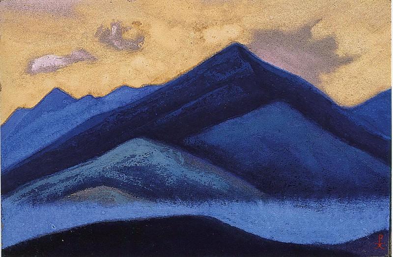 Hills. Roerich N.K. (Part 6)