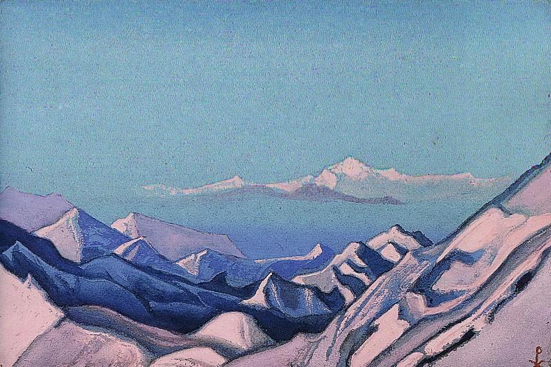 Himalayas # 59. Roerich N.K. (Part 6)