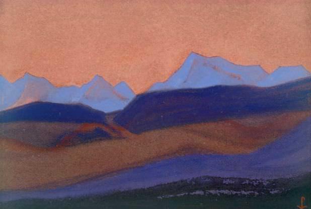 Oldest-wise. Roerich N.K. (Part 6)