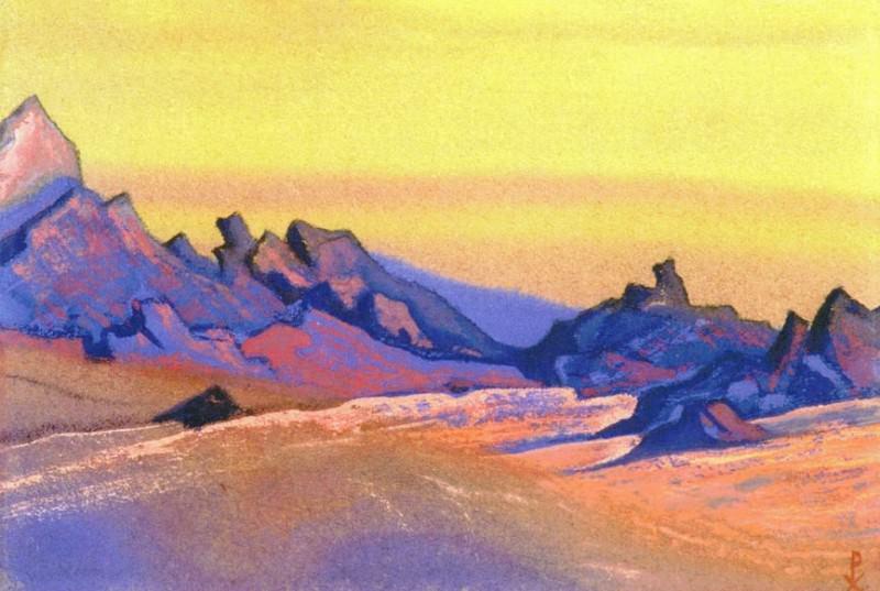 Timur khadi # 130. Roerich N.K. (Part 6)