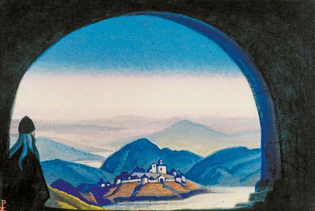 AllSlav # 195 (Earth-Slavic). Roerich N.K. (Part 6)