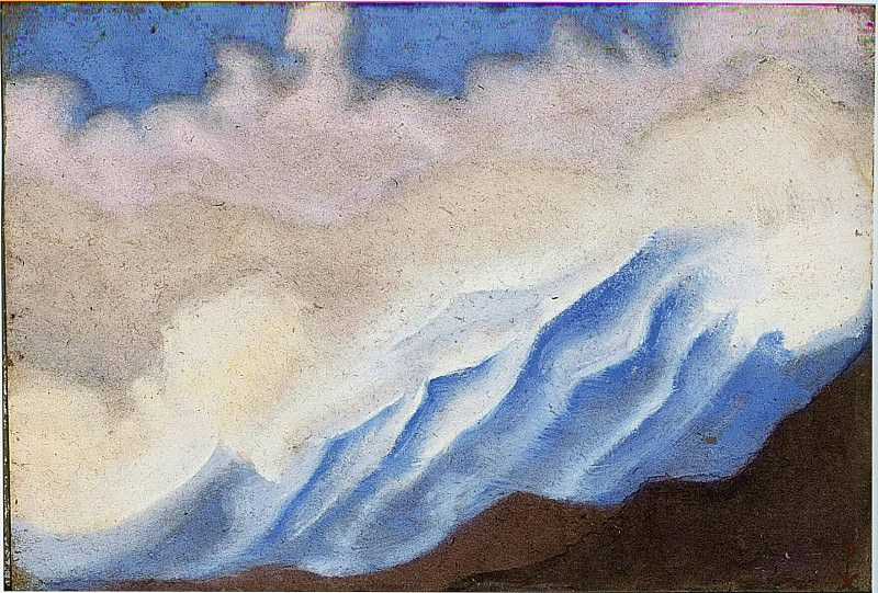 The Himalayas # 119. Roerich N.K. (Part 6)