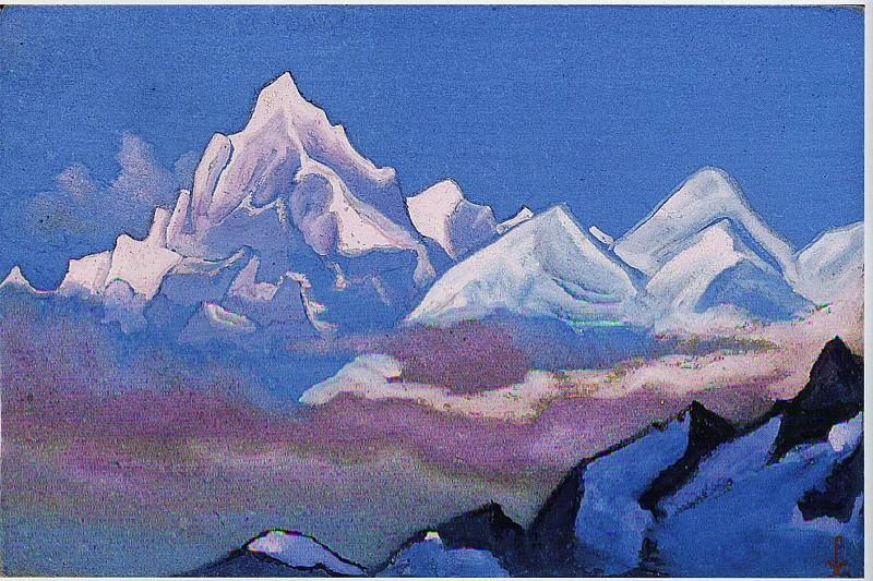 Гималаи #15. Рерих Н.К. (Часть 6)