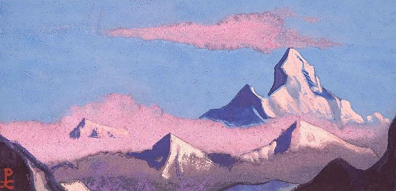 Гималаи #160 Нанда Дэви. Рерих Н.К. (Часть 6)