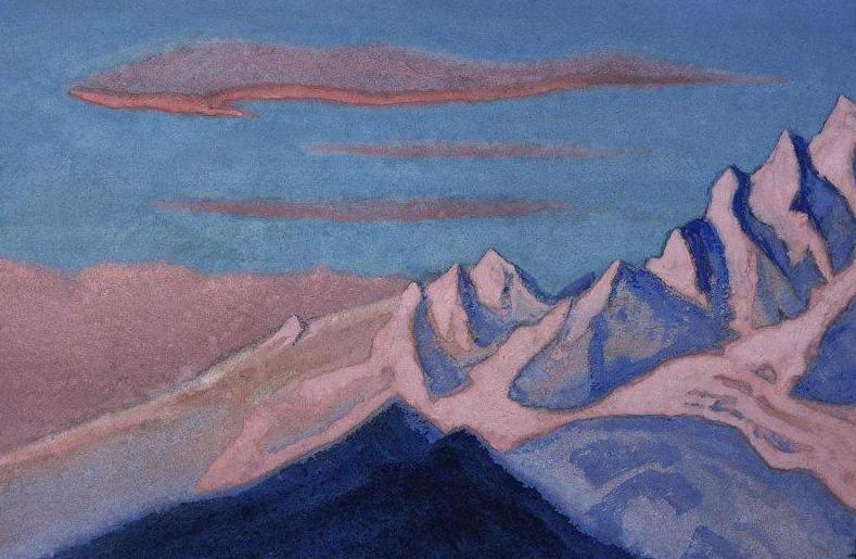 Himalaya (3). Roerich N.K. (Part 6)