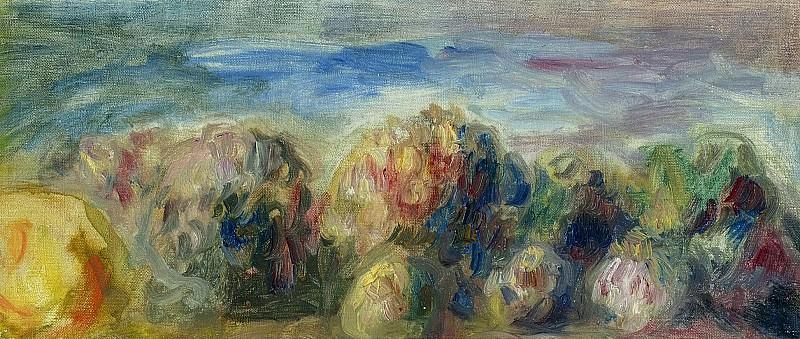 Pierre Auguste Renoir - Landscape, 1905 01. Sotheby's