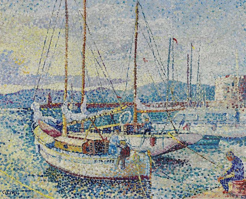 Yvonne Canu - Saint-Tropez. Sotheby's