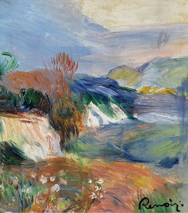 Pierre Auguste Renoir - Seaside. Sotheby's