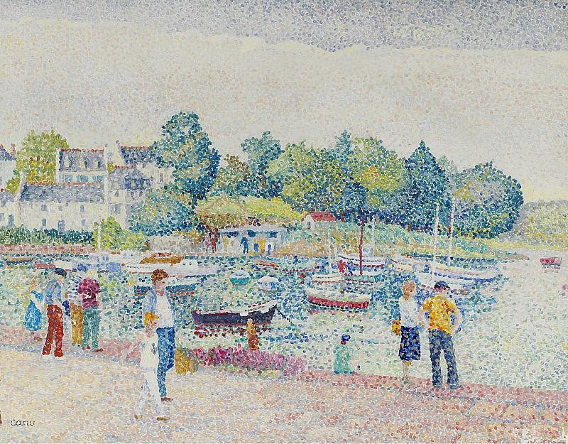 Yvonne Canu - Pont lAbbe. Sotheby's