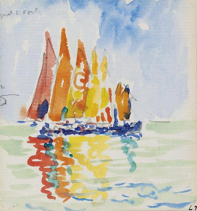 Paul Signac - Venice. Sotheby's