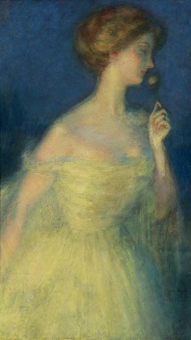 Louis Picard - The Sweet Scent. Картины с аукционов Sotheby's