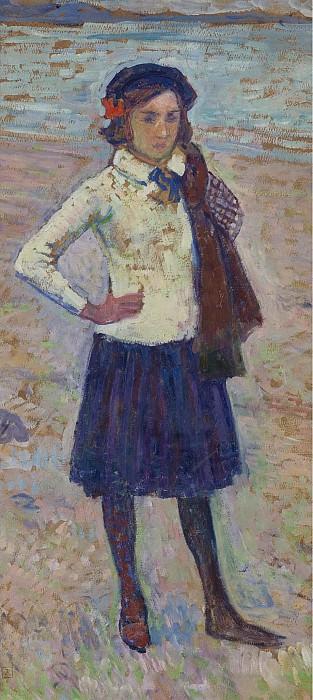 Theo van Rysselberghe - Elisabeth van Rysselberghe. Sotheby's