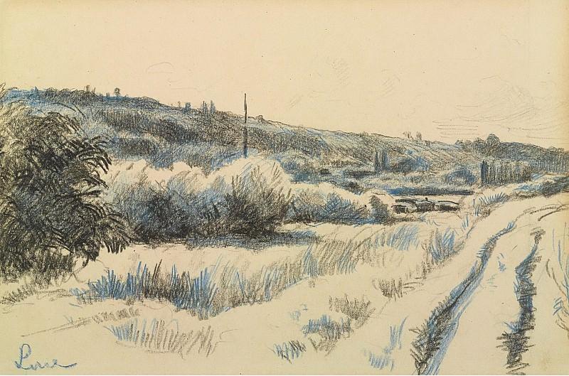 Maximilien Luce - Landscape 02. Sotheby's