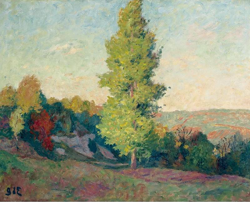 Georges d Espagnat - Landscape, 1900. Sotheby's