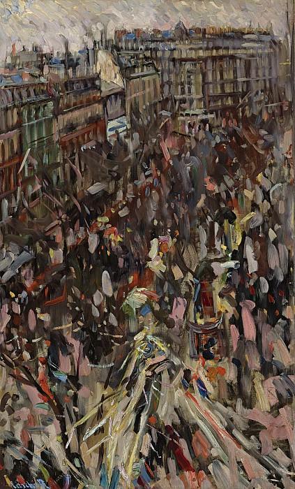 Nicholai Tarkhov - Paris, 1901. Sotheby's