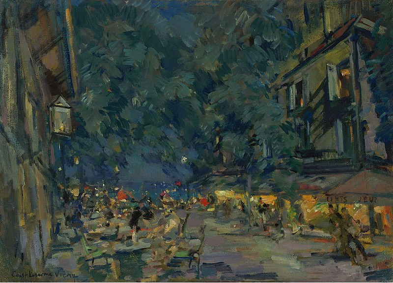 Constantin Korovin - Vichy. Sotheby's