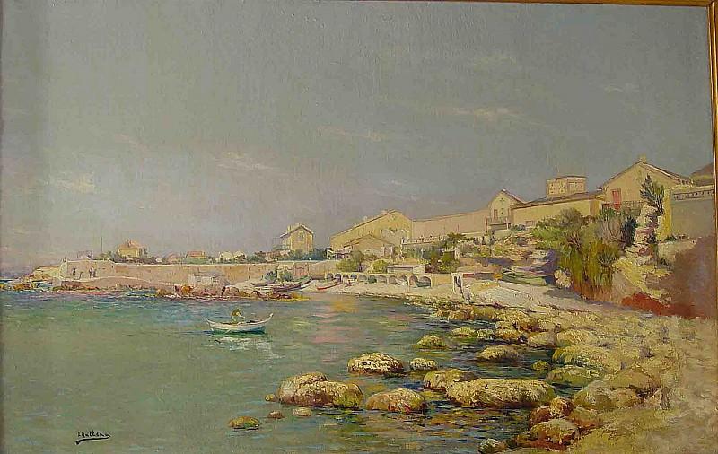 louis Nattero Marseille 37144 3306. часть 3 - европейского искусства Европейская живопись