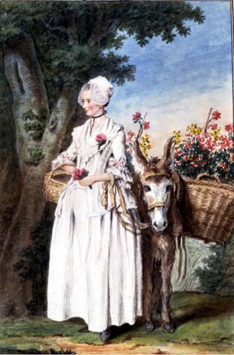 LOUIS CARROGIS called CARMONTELLE La Belle LaitiГЁre de Villers CotterГЄts 47739 1765. часть 3 -- European art Европейская живопись