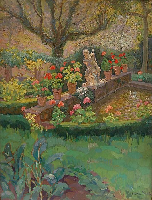JACQUES MARTIN FERRIERES LEnfant Г LOie 27818 1184. часть 3 -- European art Европейская живопись