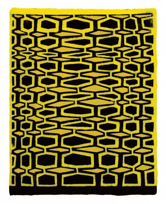 James Siena Two Perforated Combs 17471 1124. часть 3 -- European art Европейская живопись