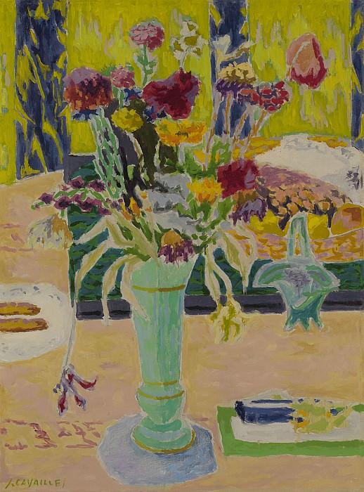 JEAN JULES LOUIS CAVAILLГ€S Lopaline verte 30275 1184. часть 3 - европейского искусства Европейская живопись