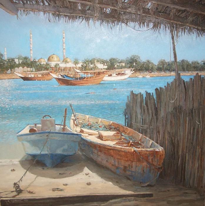 June Bartlett Old New Batteen Abu Dhabi 53540 3606. часть 3 - европейского искусства Европейская живопись