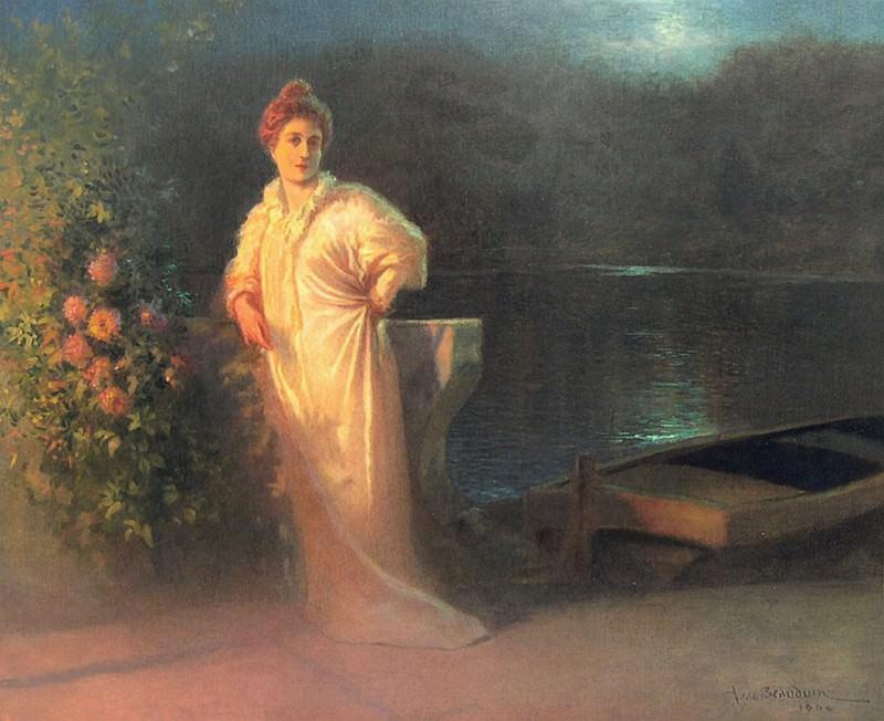Jean BEAUDUIN La PensГ©e 89446 617. часть 3 - европейского искусства Европейская живопись