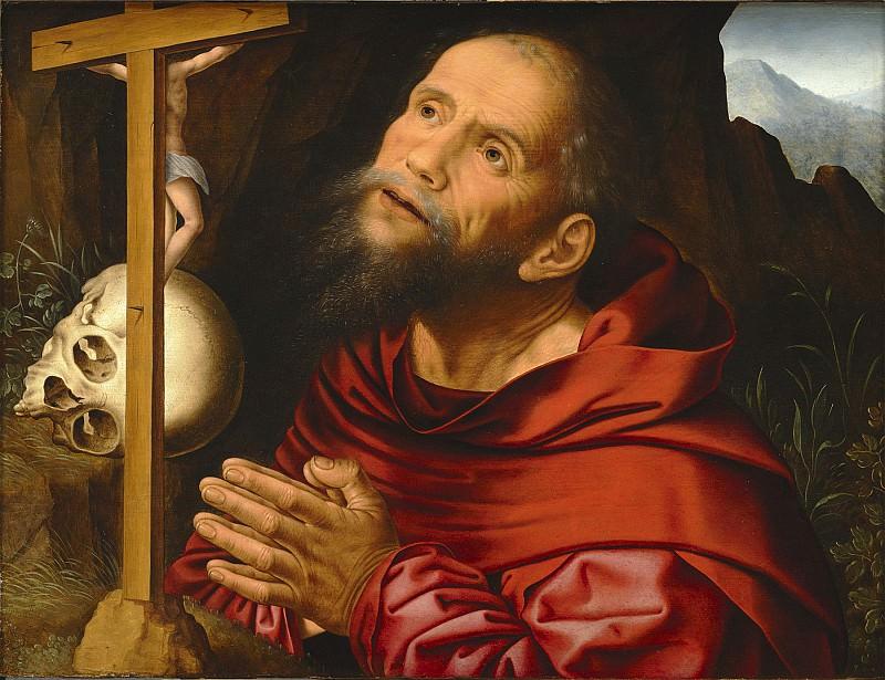 Jan Sanders van Hemessen вЂ. часть 3 -- European art Европейская живопись