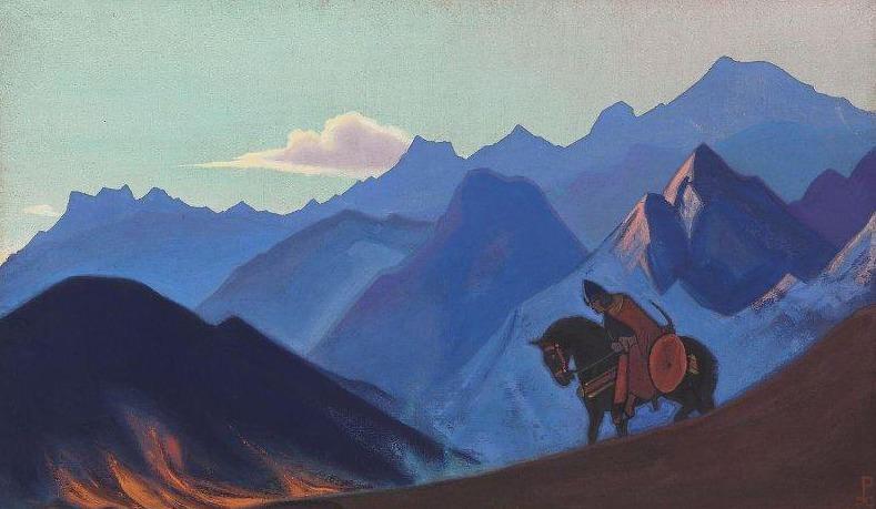Mongolian Marvel # 28. Miracle marvelous (Mongolian Marvel). Roerich N.K. (Part 4)