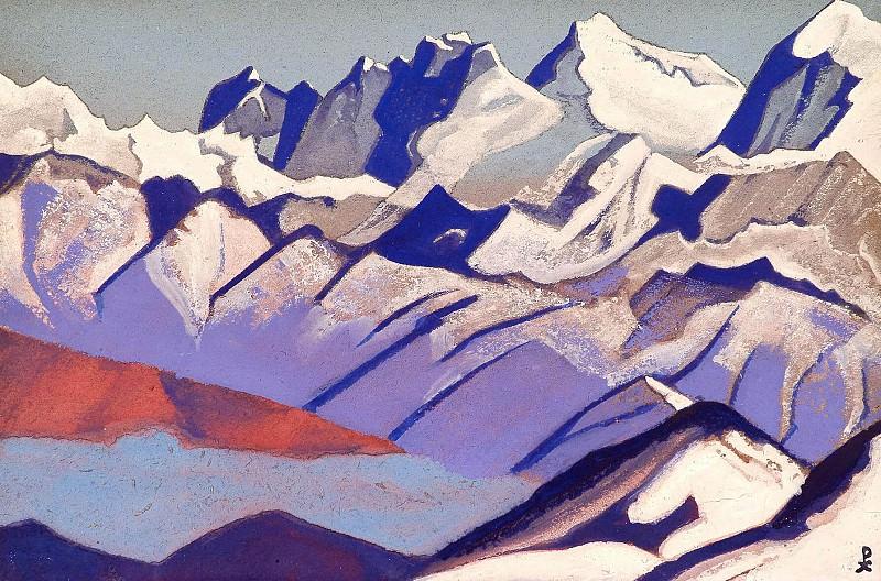 Everest # 111. Roerich N.K. (Part 4)