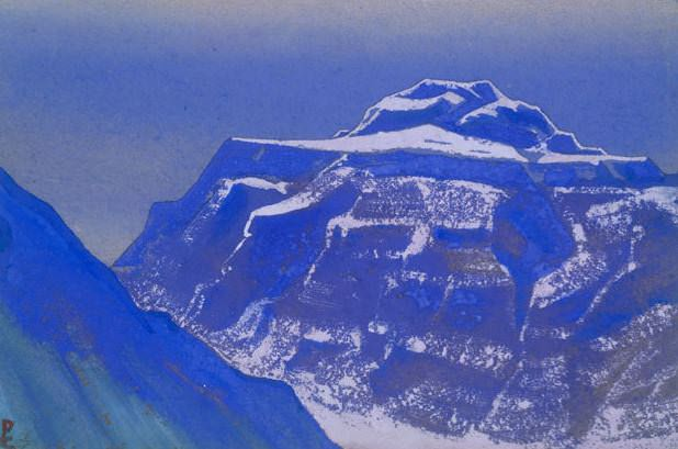 Path to Everest # 124. Roerich N.K. (Part 4)