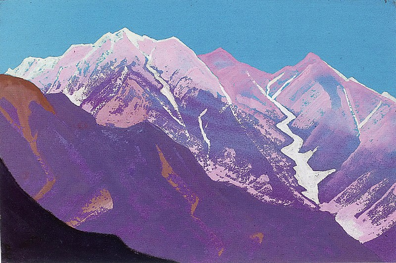 Everest. Roerich N.K. (Part 4)