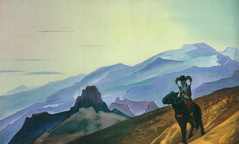 Мать Чингиз-Хана #75. Рерих Н.К. (Часть 4)