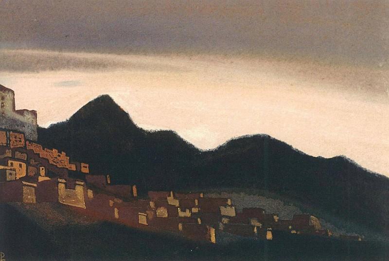 Ladakh. Roerich N.K. (Part 4)