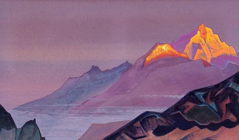 Path to Shambhala # 96. Roerich N.K. (Part 4)