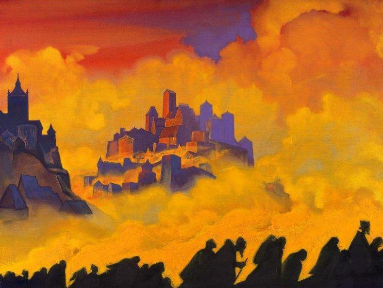 Armageddon. Roerich N.K. (Part 4)