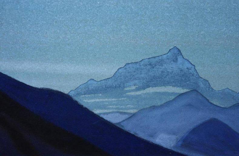 Everest. Roerich N.K. (Part 4)