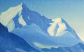 The Himalayas # 153. Roerich N.K. (Part 4)