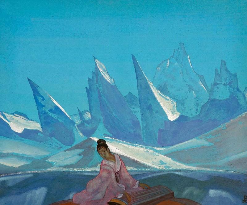 Quan-Ying # 41 (Kuang-in). Roerich N.K. (Part 4)