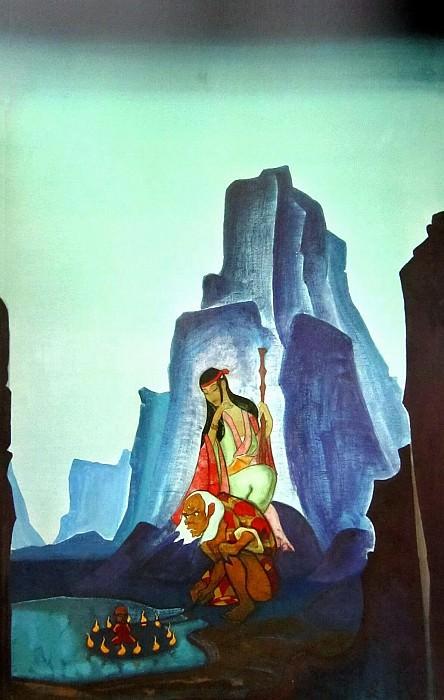 Teraphim # 43. Roerich N.K. (Part 4)