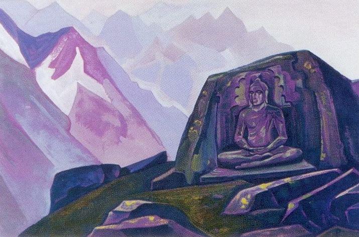 Maitreya # 2. Roerich N.K. (Part 4)