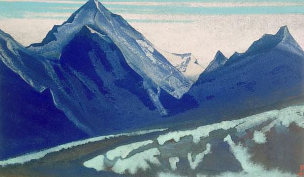 Гималаи #154 Спокойствие. Roerich N.K. (Part 4)