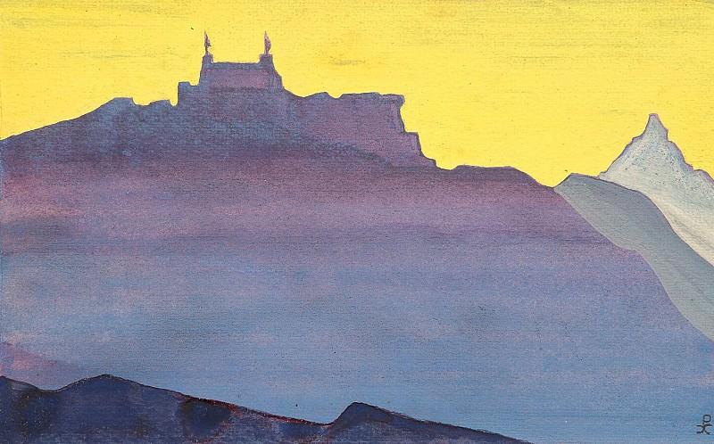 Cisse. Monastery # 52. Roerich N.K. (Part 4)