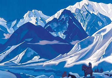 Kuluta # 4. Roerich N.K. (Part 4)