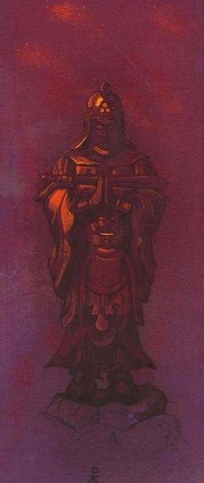 World sword. Roerich N.K. (Part 4)