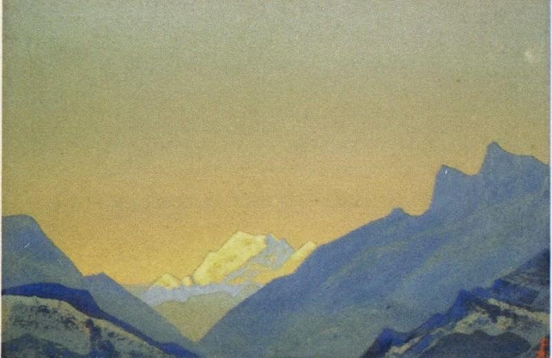 Gundlach # 115 Gundlach (light tops). Roerich N.K. (Part 4)