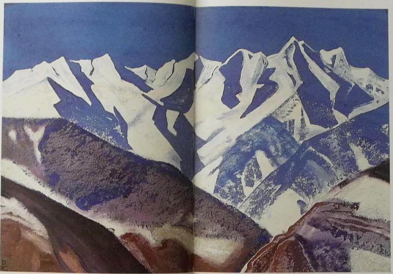 Kuluta # 188. Roerich N.K. (Part 4)