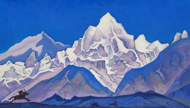 Hunt. Roerich N.K. (Part 4)